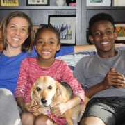 Dr Ashley Family
