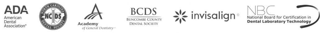 Dental Affiliations Logos